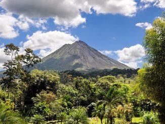 Vulkan Arena in Südamerika