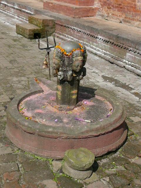 Nepal - Reisen - Reisetipp - Kathmandu - UNESCO Weltkulturerbe - Lingam-Darstellung Pashupatinath