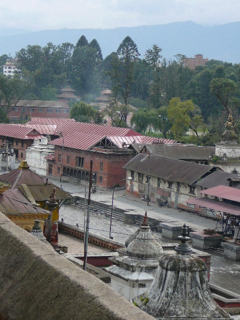 Nepal - Reisen - Reisetipp - Kathmandu - UNESCO Weltkulturerbe - Verbrennungsstätten - Pashupatinath