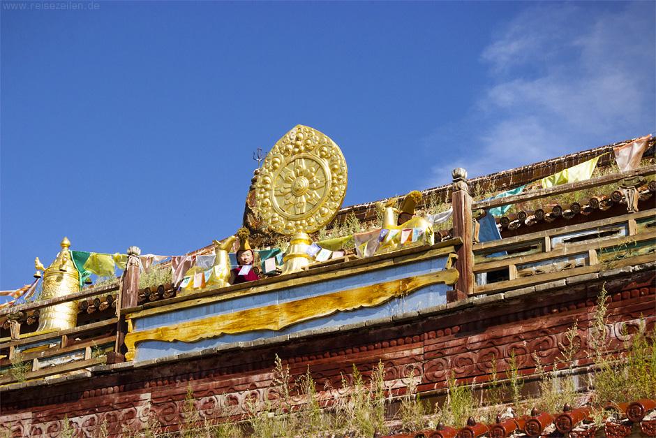Reisetipps Mongolei Bild vom Kloster Amarbayasgalant