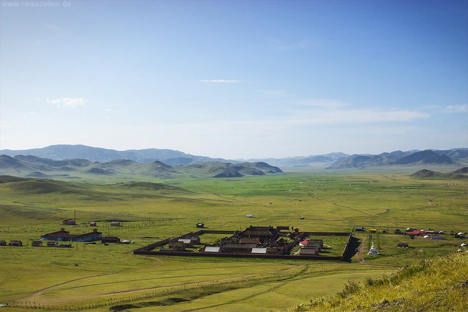 Mongolei Sehenswürdigkeiten