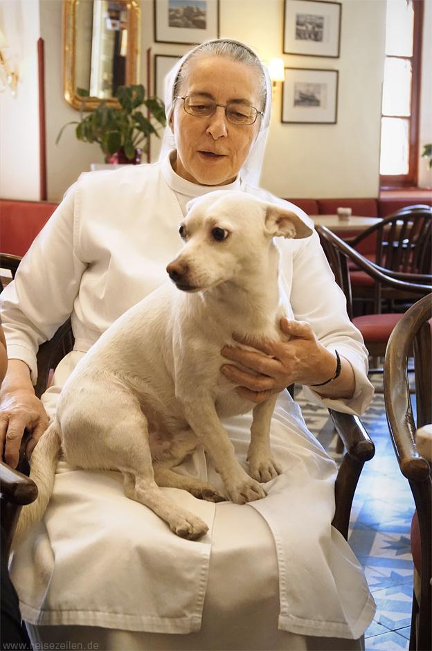 Hoteltipp Jerusalem Austrian Hospice Schwester Bernadette