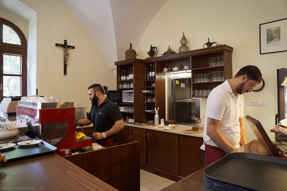 Hoteltipp Jerusalem Austrian Hospice Wiener Kaffeehaus