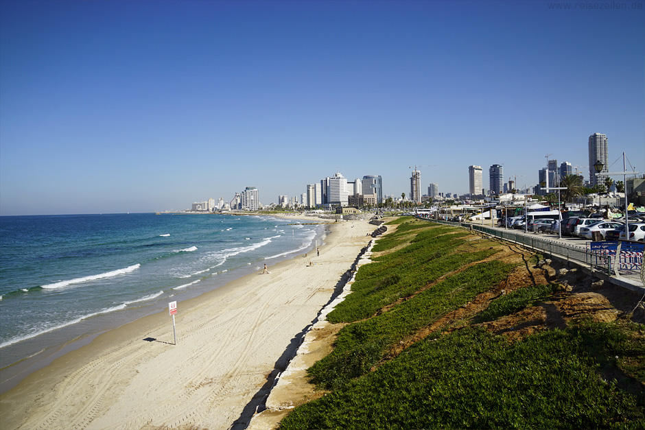 Tel Aviv Urlaub
