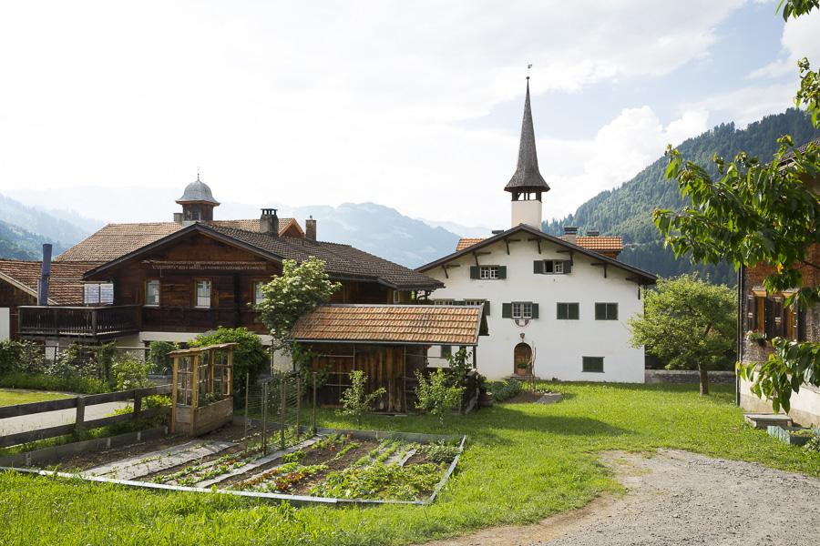 Kurort in Graubünden