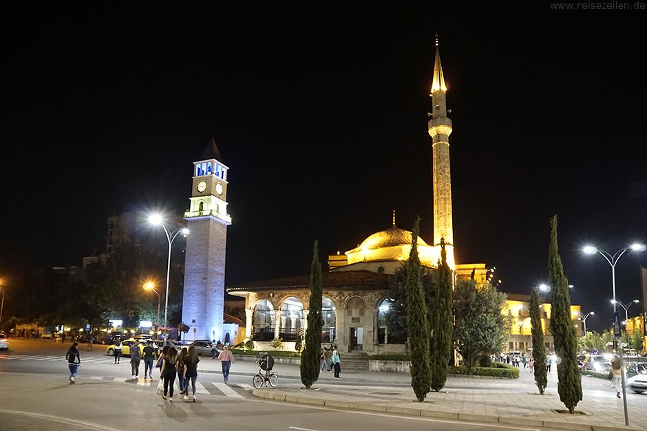 tirana albanien