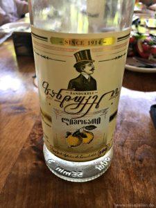 Georgien Georgische Limonade Zandukeli - Essen und Trinken - Reisen - Reisetipps