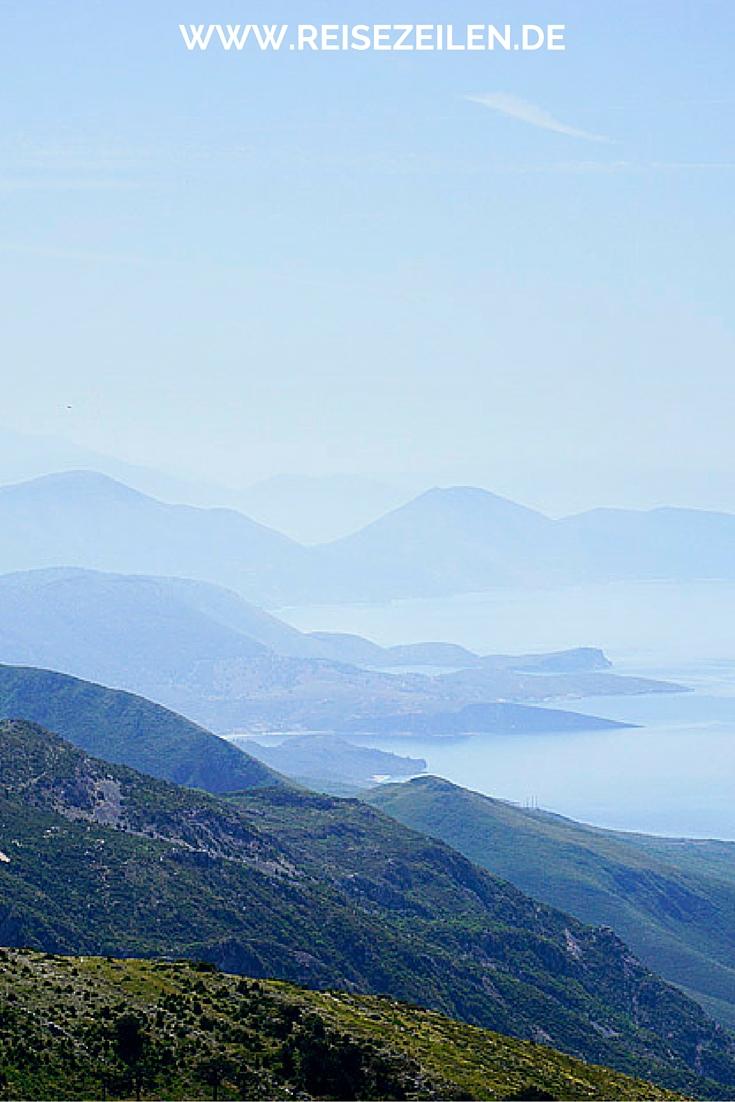 Albanische Riviera - Meine Top 5 Landschaftsbilder aus Norwegen, Georgien, Albanien, Israel und der Schweiz