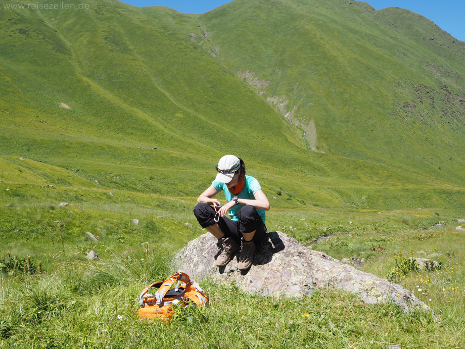 Georgien - Trekking in Swanetien