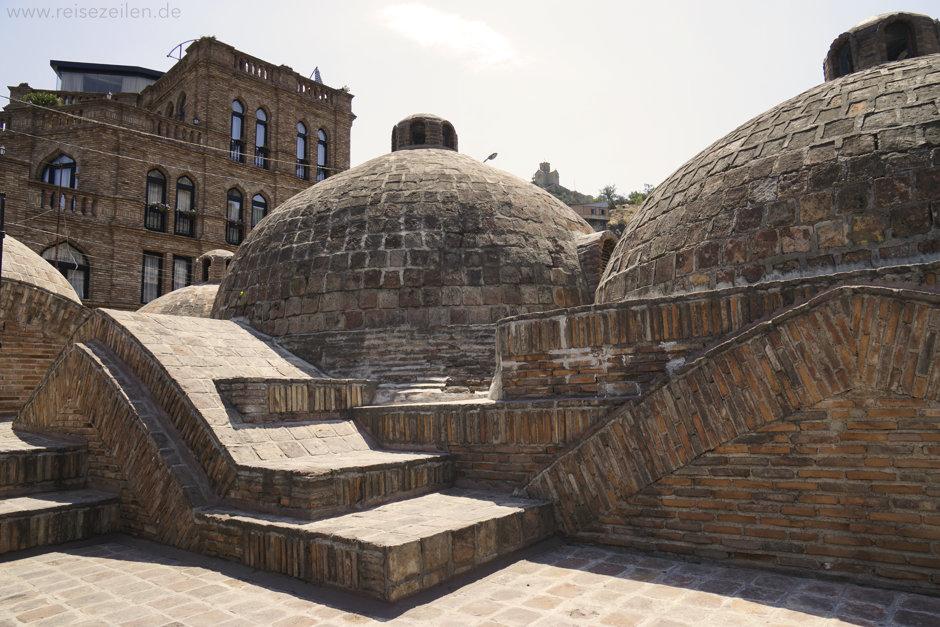Georgien Tbilisi Schwefelbäder