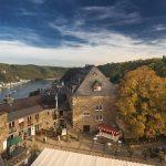 Hoch über dem Rhein – Romantik Hotel Schloss Rheinfels in St. Goar