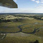 Rundflug Okavango Delta