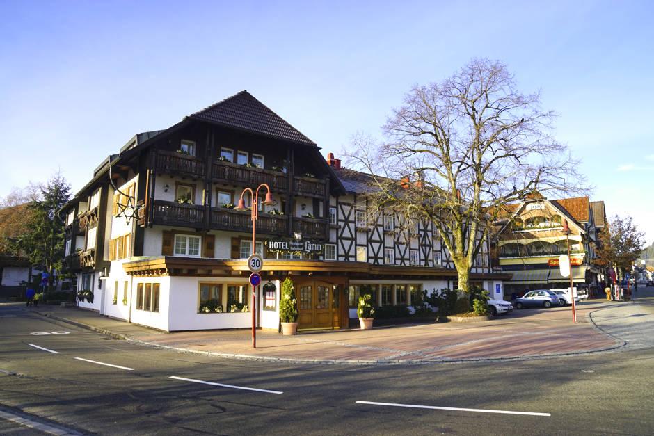Wellnesshotel Schwarzwald Hotel Lamm Mitteltal