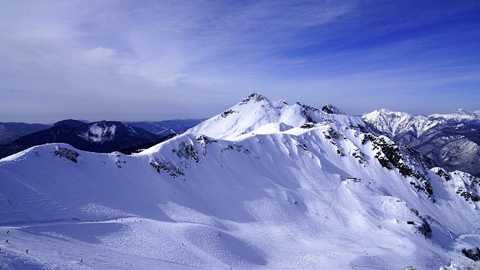 Panorama Kaukasus - Russland Reisen