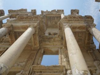Türkei Sehenswürdigkeiten Ephesus in der Türkei