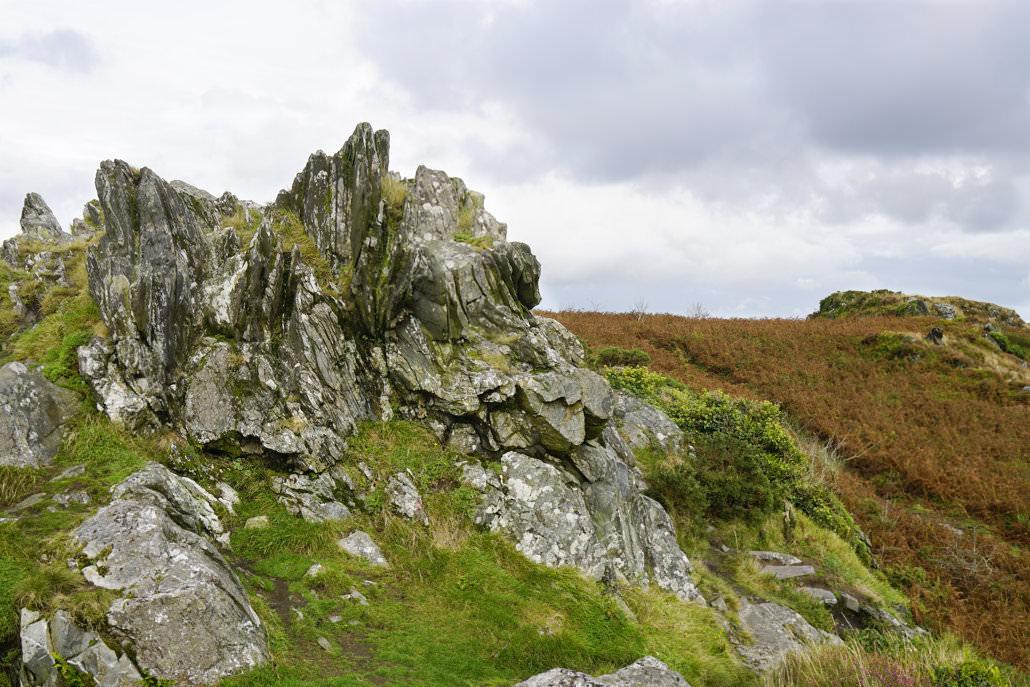 Landschaft in der Bretagne