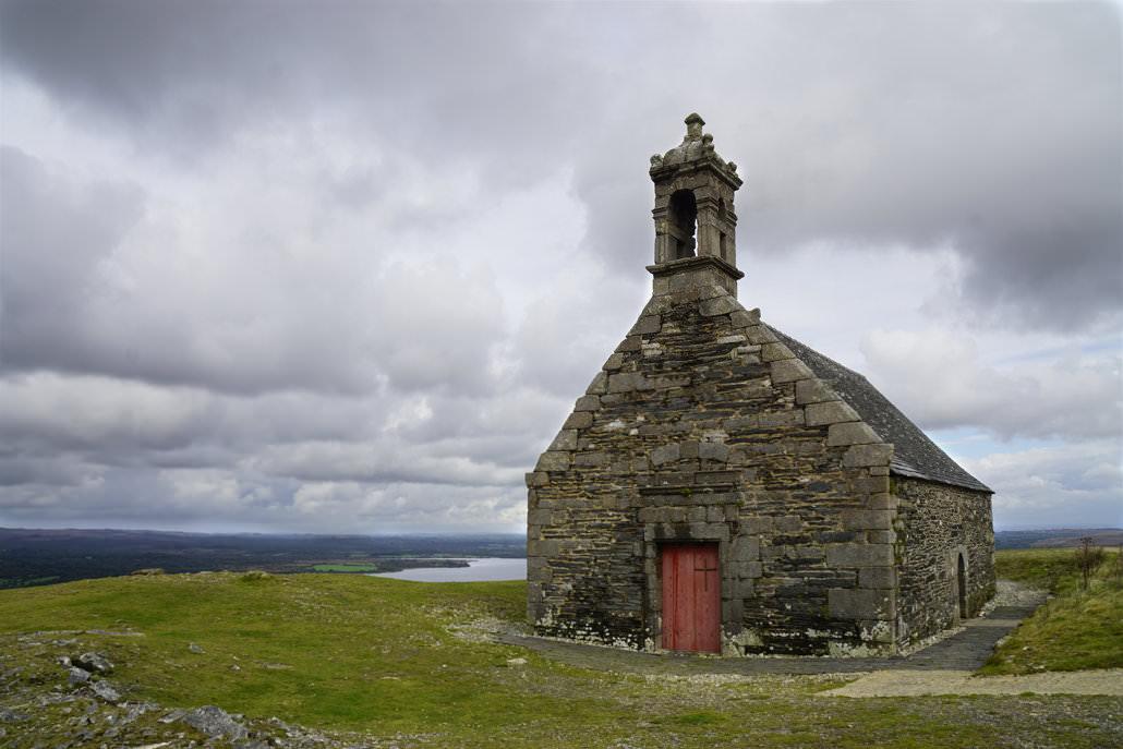 Kirche in der Bretagne