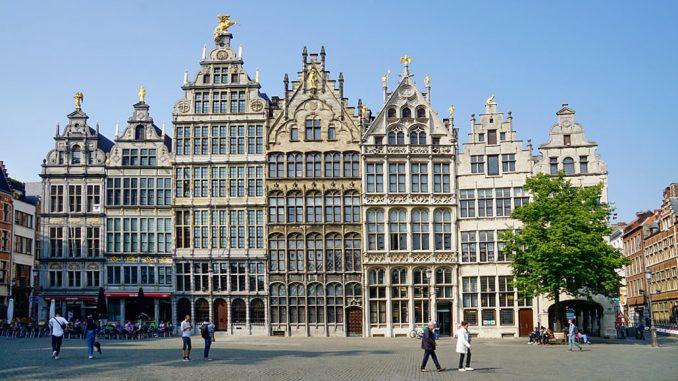 Antwerpen Sehenswürdigkeiten