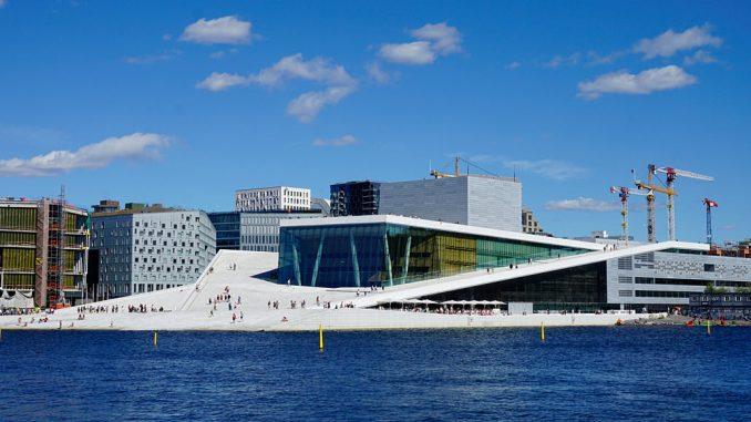 Hauptstadt von Norwegen