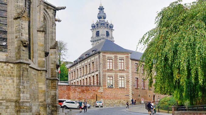 Ehemalige Provinz Belgien