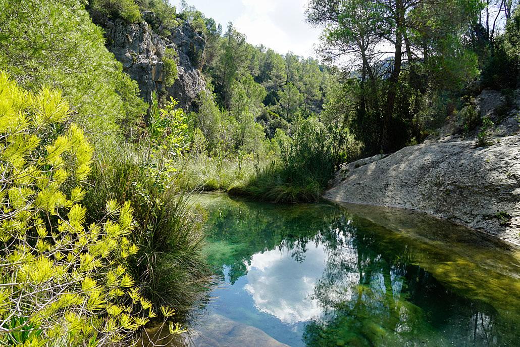 Wanderungen in der Region Valencia