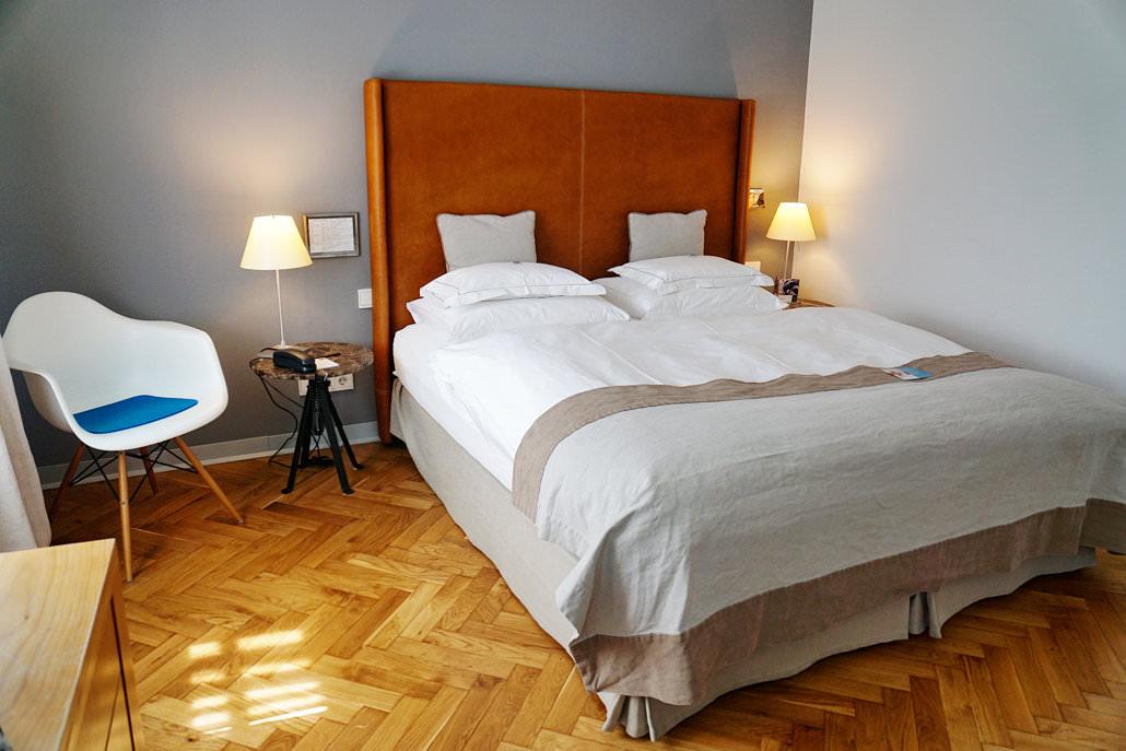 Hotelzimmer im Hotel Auersperg