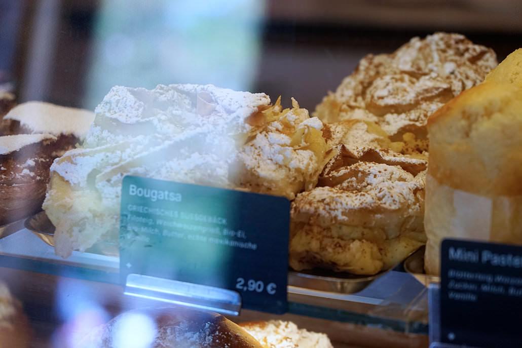 Bekarei - Portugiesisches Café in Berlin