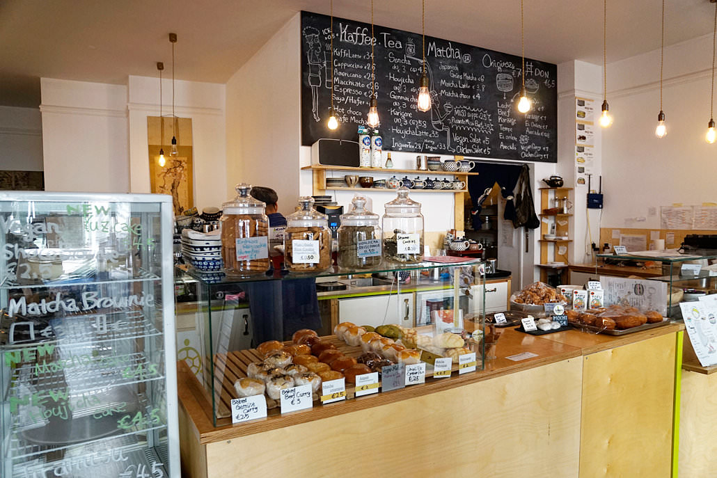 Kame - Japanisches Café in Berlin